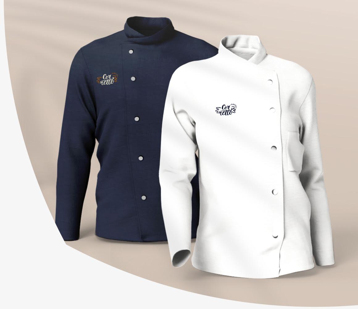 tisk na kuharske jakne