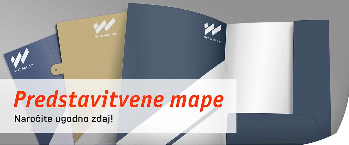 predstavitvene mape