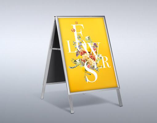 Izdelki za oglaševanje ulična stojala